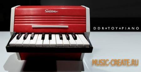 SonicCouture DDR Toy Piano (MULTiFORMAT) - библиотека игрушечного фортепьяно