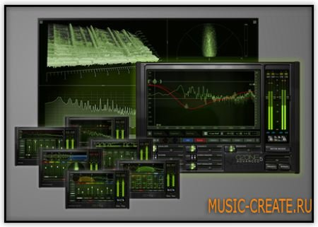 iZotope Ozone 5 Advanced VST VST3 RTAS 5.0.2 (x86/x64  TEAM R2R) - плагин для мастеринга