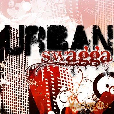 MVP Loops Urban Swagga Vol 1 (WAV ACID REX AiFF) - сэмплы Pop, Hip Hop