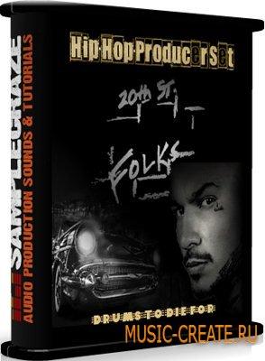 Sample Craze - Hip Hop Producer Set Mega (WAV) - сэмплы Hip Hop