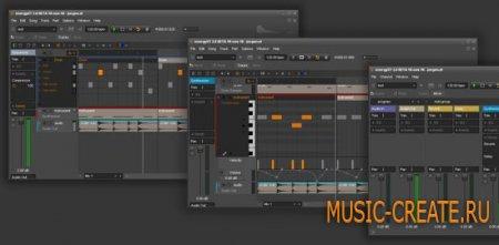 XT Software energyXT 2.6 (Win/MacOSX) - виртуальная студия