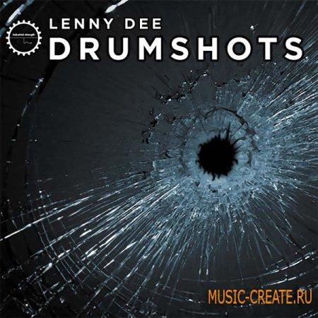 Industrial Strength Records - Lenny Dee: Drumshots (MULTIFORMAT) - драм сэмплы