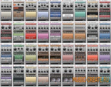 Audiffex - Pedals v1.0.6 WiN/MAC ( TEAM ASSiGN) - гитарные педали эффектов