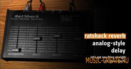 Audio Damage - RatSchack Reverb v2.1.0 WiN/MAC   (TEAM ASSiGN) - плагин дэлей эффекта