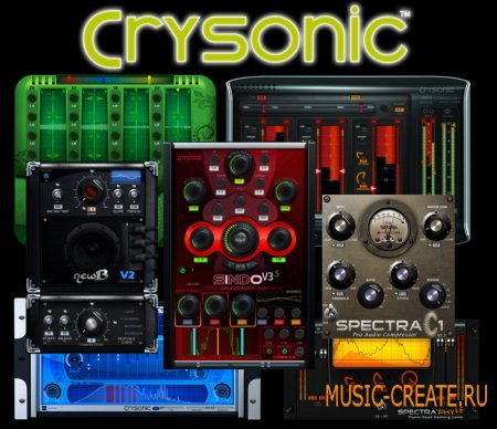 Crysonic - Everything Bundle 2012 x86 (TEAM ASSiGN) - сборка плагинов