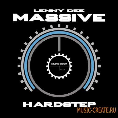 Industrial Strength Records - Lenny Dee: Hardstep (MULTIFORMAT) - сэмплы Dubstep, Hardstep, Brostep, Fidget, Grime