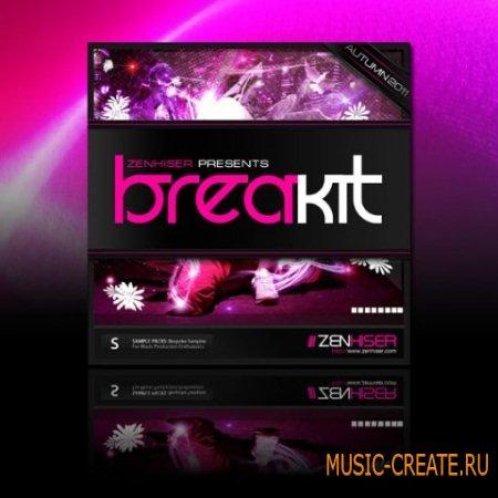 Zenhiser - Breakit (WAV) - сэмплы Breaks