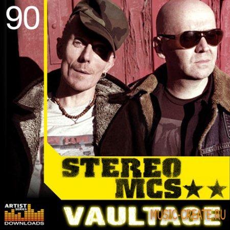 Loopmasters - Stereo MC'S: Vaultage (MULTIFORMAT) - сэмплы Breakbeat, Breaks, Electro, Electronica, House, Techno, Funk, Hip-Hop