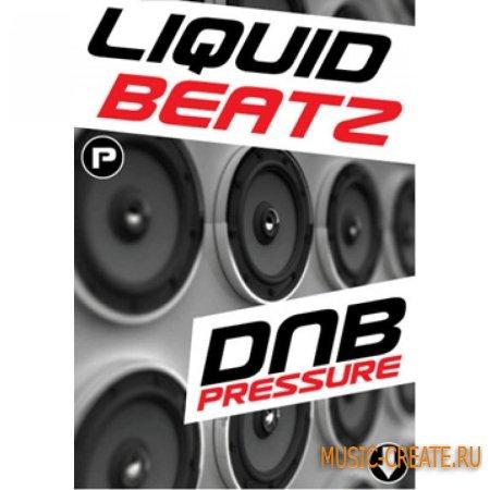 Producer Pack - Liquid Beatz DNB Pressure (WAV) - сэмплы Drum and Bass