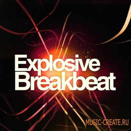 XXXplicit Samples - Explosive Breakbeat (WAV) - Breakbeat сэмплы
