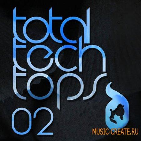 Delectable Records - Total Tech Tops 02 (Wav Rex2) - сэмплы House, Electro, Electro House, Techno, Tech-House, Minimal