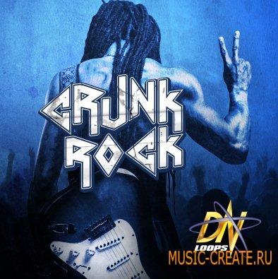 Dn Loops - Crunk Rock (MULTIFORMAT) - сэмплы Dirty South, Crunk