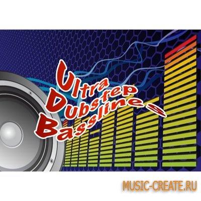 Quickmix Audio - Ultra Dubstep Basslines (WAV AIFF MIDI) - сэмплы Dubstep, Breaks, Drum-and-Bass, Dub-Tech