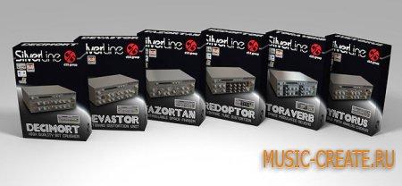 D16 Group Audio Software - SilverLine Collection v03 2012 x86 x64 (ASSiGN) - плагины эффектов