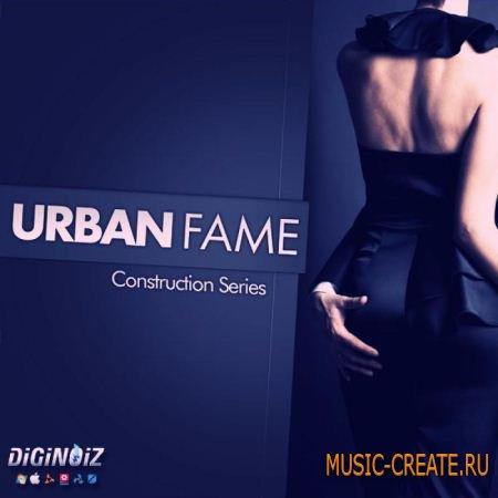 DigiNoiz - Urban Fame - Construction Series (WAV) - сэмплы Hip Hop