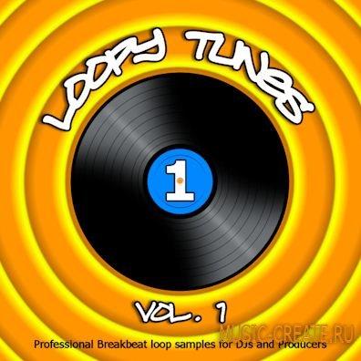 Loopy Tunes - Loopy Tunes Vol 1 (WAV) - сэмплы Breaks