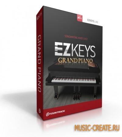 Toontrack - EZkeys Grand Piano + Player v1.2 WiN/OSX (Team R2R)