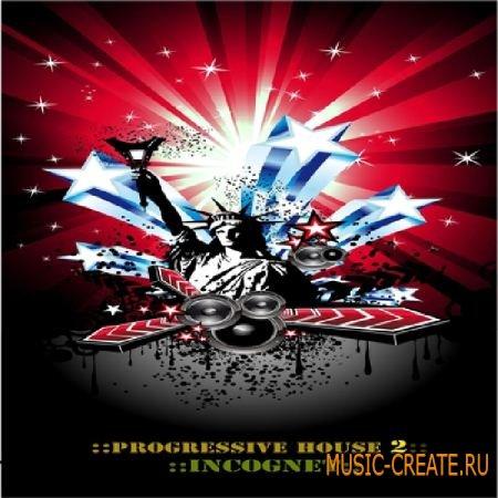 Progressive House Vol 2: Incognet от WM Entertainment - сэмплы прогрессив хаус (WAV-MIDI)