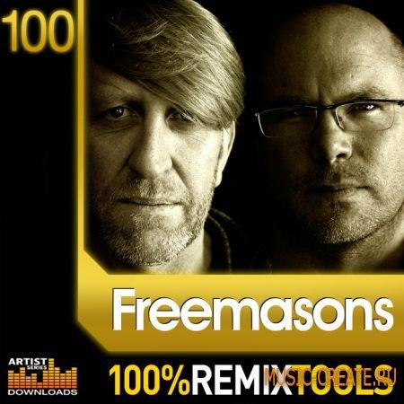 Loopmasters Freemasons 100% Remix Tools (MULTIFORMAT) - сэмплы Funky, Club House