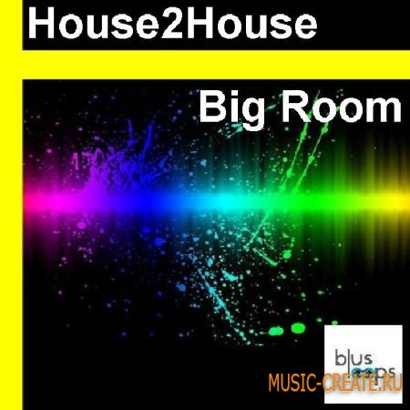 Busloops - House2House: Big Room (WAV) - сэмплы Electro House