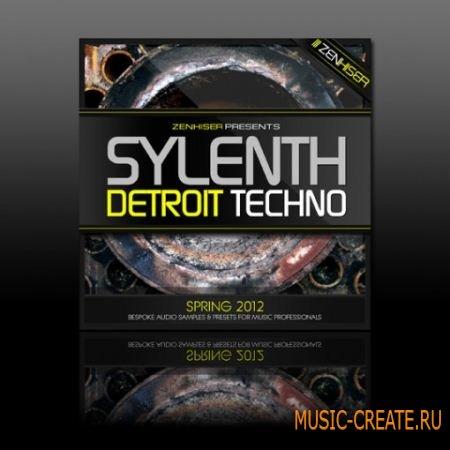 Zenhiser - Sylenth Detroit Techno (WAV / Sylenth Presets) - сэмплы Techno, сэмплы Tech house