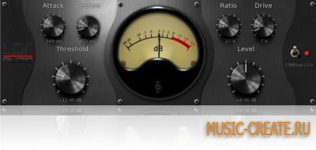 LSR Audio - COMPrime VST v0.2.0 beta x86 x64 (Team: ST3RE0) - плагин компрессор