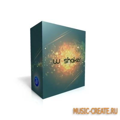 Wavesfactory - W-Shaker (KONTAKT) - библиотека звуков шейкера