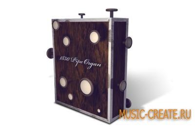 Wavesfactory - 1850 Pipe Organ Pro Version (KONTAKT) - библиотека звуков органа