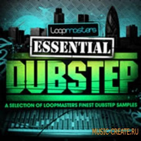 Loopmasters - Essentials 12: Dubstep (WAV) - сэмплы Dubstep