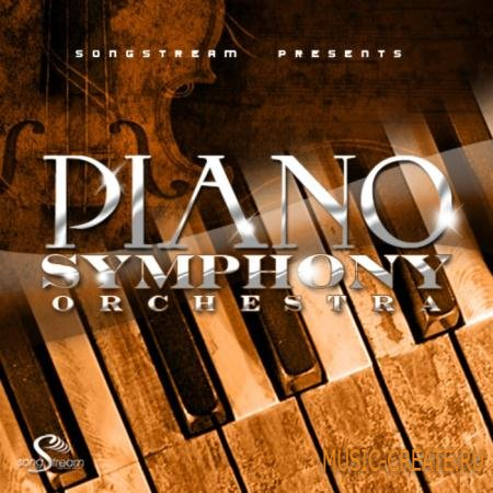 Song Stream - Piano Symphony Orchestra (WAV FLP MIDI) - сэмплы RnB, Neo Soul, Urban Jazz, Hip Hop, Disco