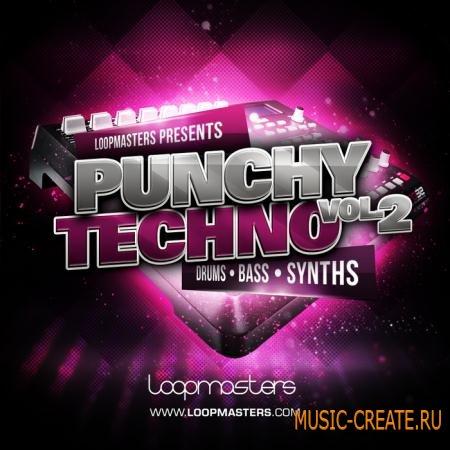 Loopmasters - Punchy Techno Vol 2 (MULTIFORMAT) - сэмплы Techno