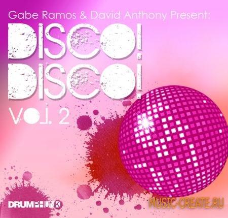 Drumphunk - DISCO! DISCO! VOL.2 (WAV AIFF) - сэмплы Disco