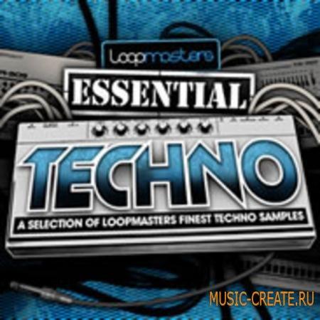 Loopmasters - Essentials 07 Techno (WAV) - сэмплы Techno