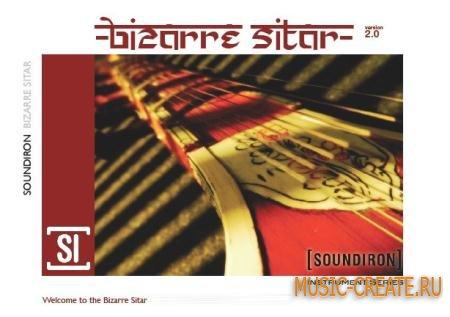 Soundiron - Bizarre Sitar v2.0 (KONTAKT / Team: KRock) - библиотека звуков ситара