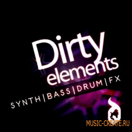 Delectable Records - DGS15 Dirty Elements (WAV) - сэмплы Elektro House, Progressive, Dirty Electro, Fidget House