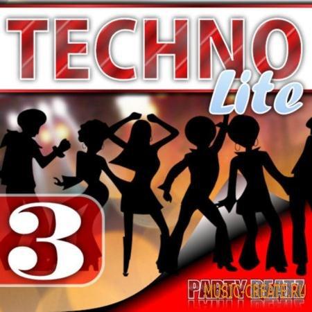 Party Beatz - Techno Lite 3 (WAV LOGIC) - сэмплы Techno