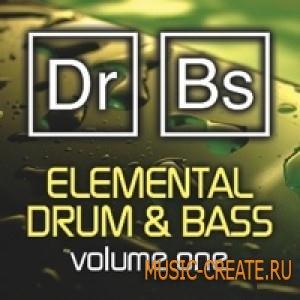 Big Fish Audio - Elemental Drum & Bass Vol.1 MULTiFORMAT) - сэмплы Drum & Bass