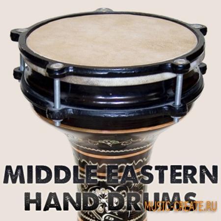 Bunker 8 Digital Labs - Middle Eastern Hand Drums (WAV) - сэмплы ударных