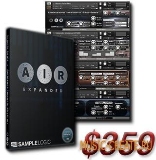 Sample Logic - A.I.R Expanded KONTAKT DVDR (TEAM DYNAMiCS)