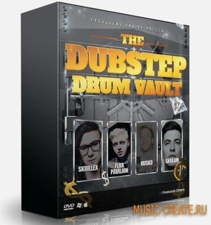 Producers Choice - Dubstep Drum Vault (WAV) - сэмплы Dubstep