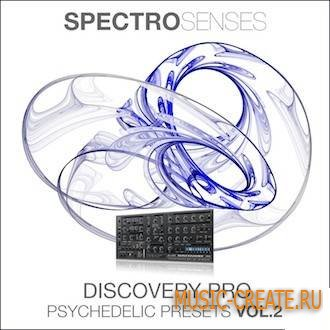 discoDSP Discovery Pro Psychedelic Presets Vol.2 by Spectro Senses