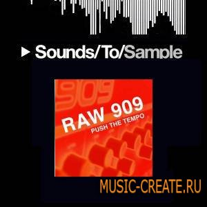 Sounds To Sample - Raw 909 Push The Tempo (WAV) - сэмплы Euro-Tech, Techno