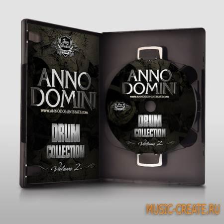 Anno Domini Beats - Anno Domini Drum Collection 2 (WAV) - драм сэмплы