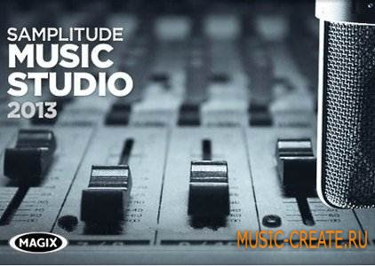 MAGIX - Music Maker 2013 Premium v19.0.6.58 English : Russian Mui - виртуальная музыкальная студия