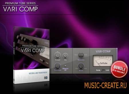 Native Instruments - Vari Comp v1.0.0 (R2R TEAM) - плагин компрессор