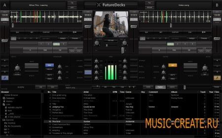 FutureDecks DJ Pro v3.5.0 (Team CORE) – инструмент dj