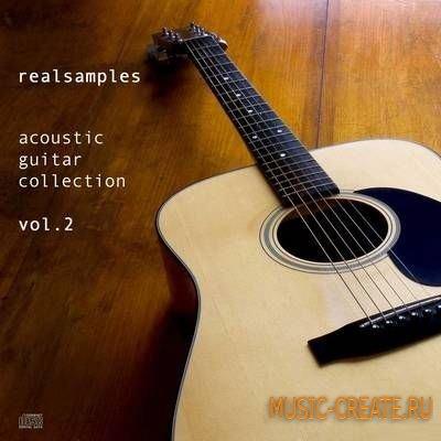 Realsamples - Acoustic Guitar Collection Vol 2 (MULTiFORMAT) - сэмплы акустической гитары