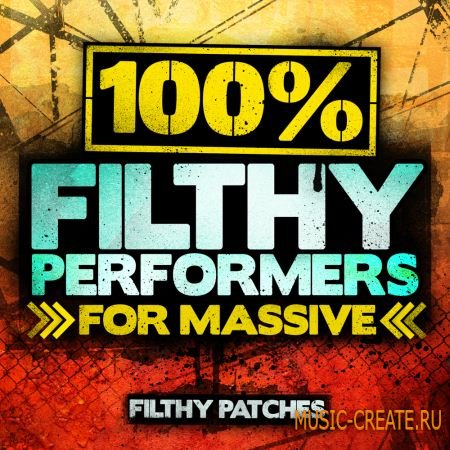 Filthy Patches - 100 Filthy Performers (Massive Patches)