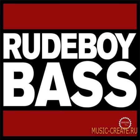Industrial Strength Records - Rudeboy Bass (WAV AiFF / NI Massive Presets) - сэмплы Dubstep