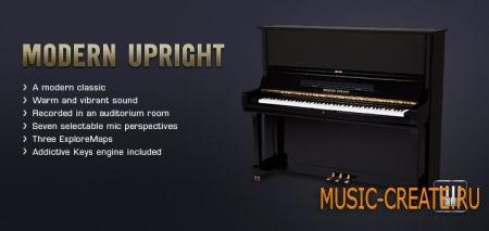 XLN Audio - Modern Upright (TEAM R2R) - виртуальное пианино Yamaha U3